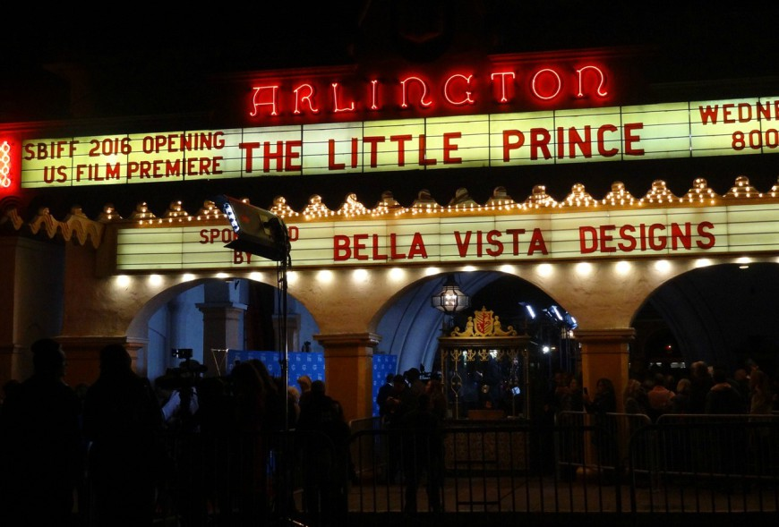 Opening Night, Santa Barbara Film Festival
