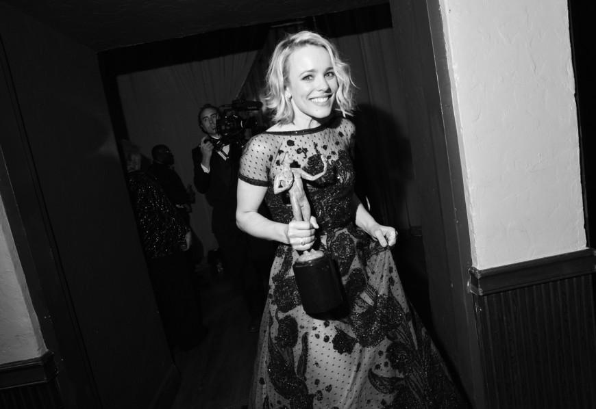 SAG Awards 2016: Rachel McAdams