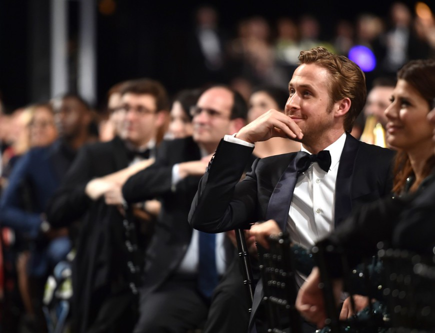 SAG Awards 2016 Ryan Gosling