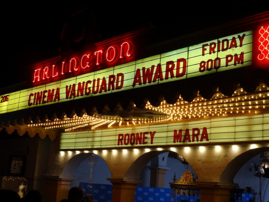 2016 Santa Barbara International Film Festival