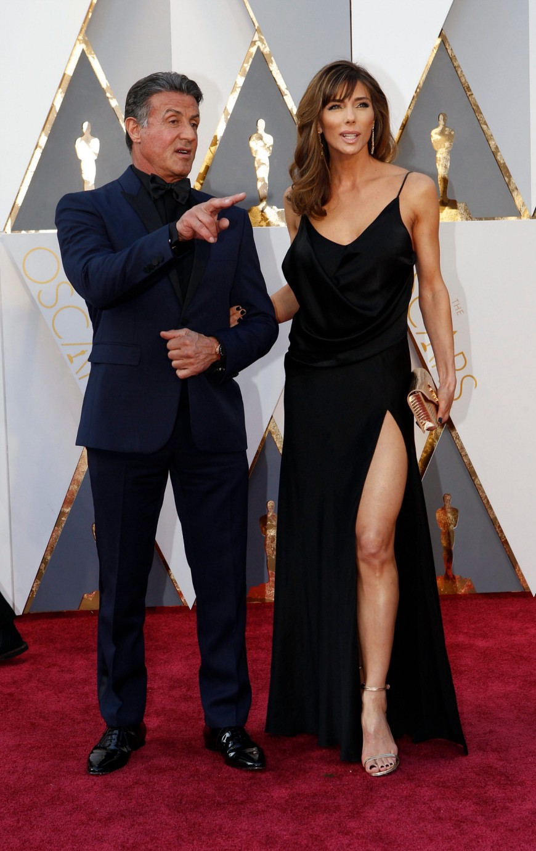 Sylvester Stallone, Oscars 2016, Winners