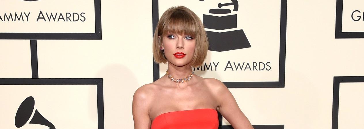 Taylor Swift, 2016 Grammy Awards