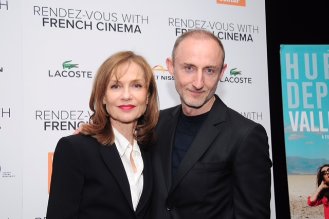 Elisabeth Huppert, Rendez-Vous With French Cinema
