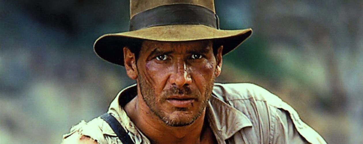 Indiana Jones, Harrison Ford, Steven Spielberg