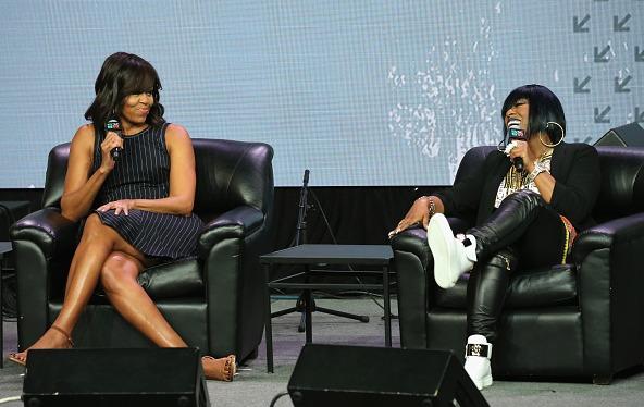 Michelle Obama, SXSW, Let Girls Learn