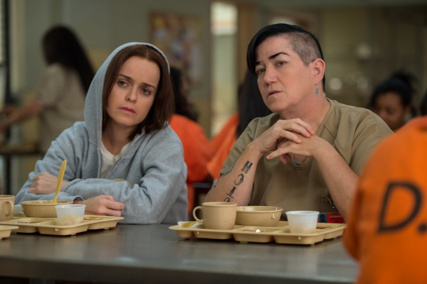 Orange is the New Black, Netflix