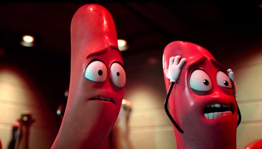 Sausage Party, Seth Rogen
