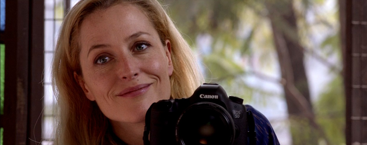 Sold, Child Trafficking, Gillian Anderson