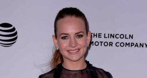 Britt Robertson, Mr. Church