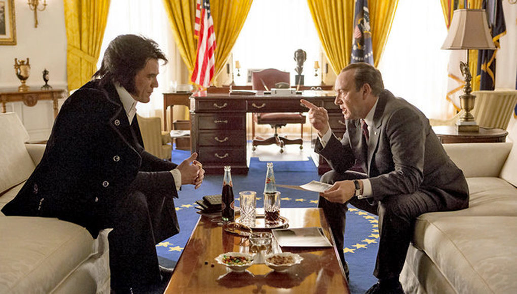 Elvis & Nixon, Michael Shannon, Kevin Spacey, Elvis and Nixon