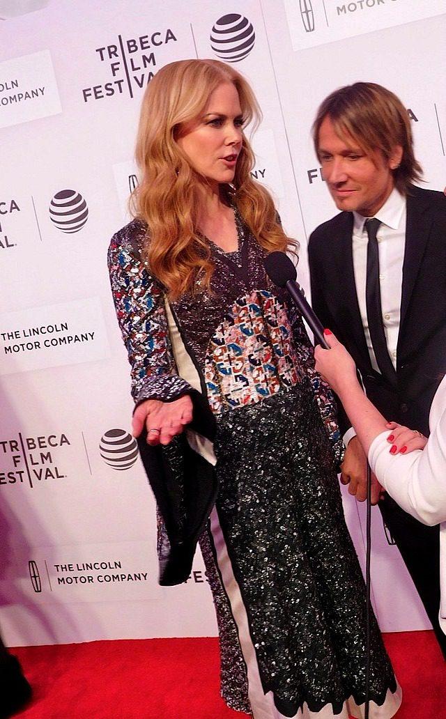 Nicole Kidman, Keith Urban, The Family Fang