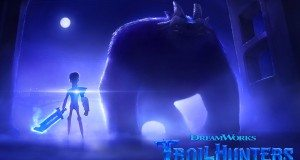 Trollhunters, Netflix, Guillermo del Toro