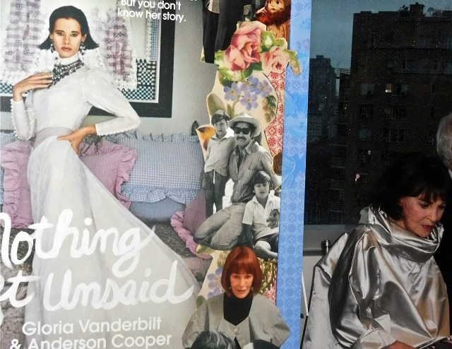 Gloria Vanderbilt, Nothing Left Unsaid