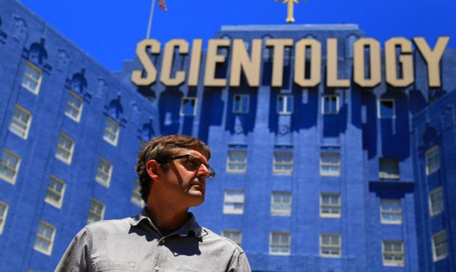 "Louis Theroux in ""My Scientology Movie"""