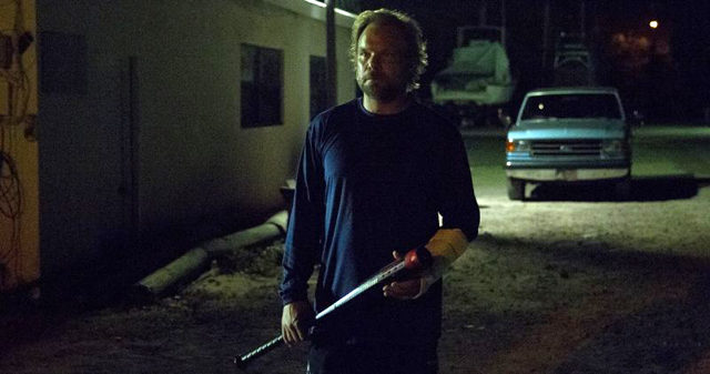 "Norbert Leo Butz as Kevin Rayburn in the original Netflix series, ""Bloodline"""