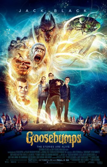 Netflix, Goosebumps Movie