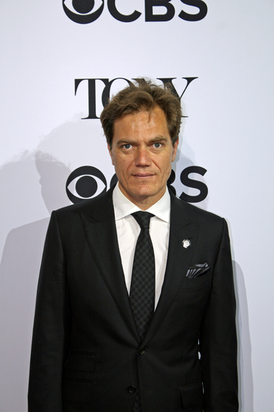 "Michael Shannon is nominated for his featured role in the play ""Long Day's Journey into Night"" 