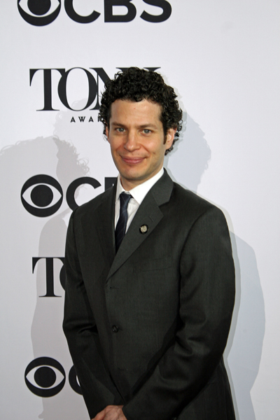 "Thomas Kail is nominated for his inspired direction of ""Hamilton"" 