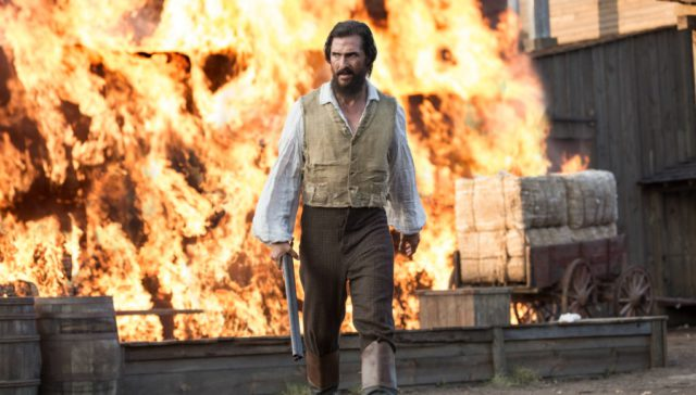 Free State of Jones, Matthew McConaughey