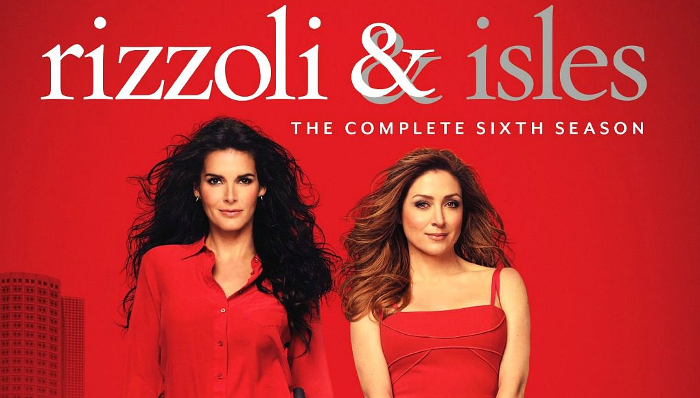 rizzoli amp isles season 6 on dvd june 7 reel life with
