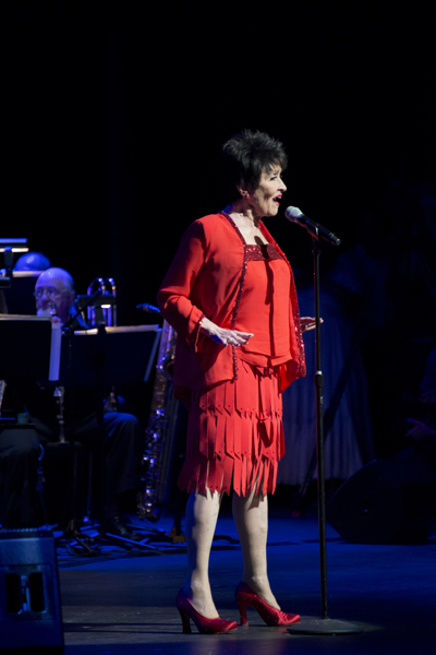 "Chita Rivera performs at ""From Broadway with Love"" in Orlando 