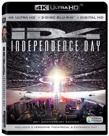 4K, Independence Day 4K