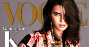 kendall jenner, vogue, september issue