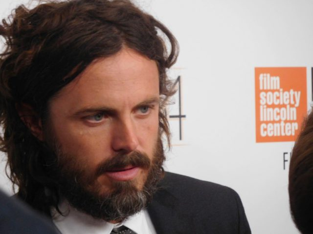 casey affleck, manchester by the sea, gotham awards