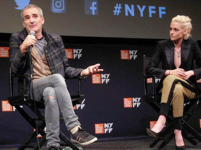 kristen stewart, new york film festival, nyff, personal shopper