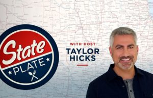 taylor hicks, state plate, american idol