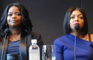 Octavia Spencer, Taraji P. Henson, hidden figures