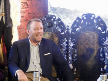 Guy Ritchie, Charlie Hunnam on fantasy, action film, 'King ...