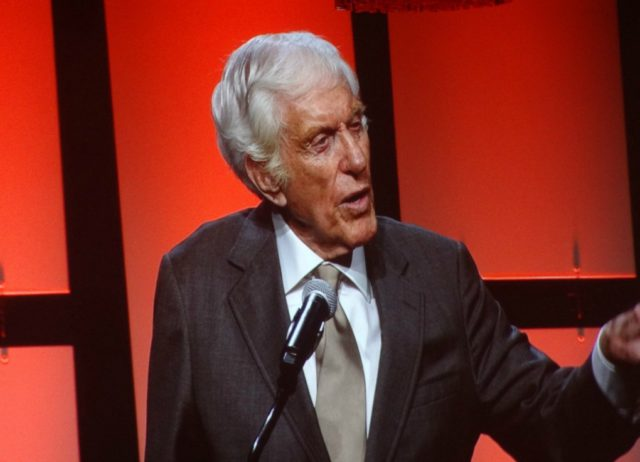 professional dancers society, dick van dyke