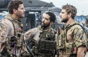 seal team, cbs, david boreanaz, fall tv, military shows