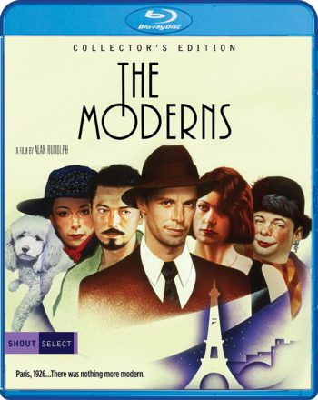 The Moderns, Blu-ray, Shout Factory