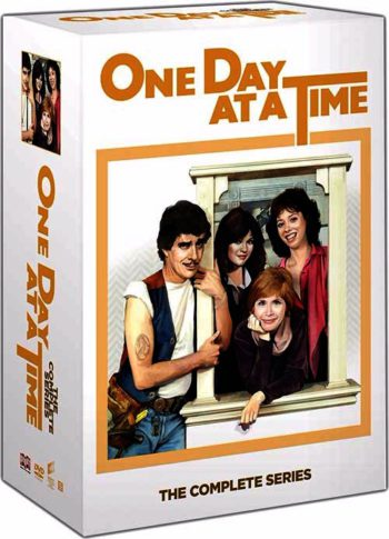 one day at a time, classic tv, bonnie franklin, valerie bertinelli, michelle phillips, pat schneider, shout factory, new dvd