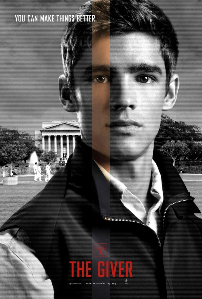 "a review of the book the giver Sameness, the conformist plague that afflicts the futuristic citizens of lois lowry's celebrated and scorned ya novel, ""the giver,"" might also be the name given to what ails the movie."