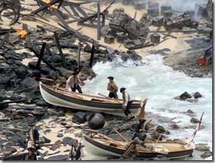 Pirates Caribbean 4 Halona Cove Set 1