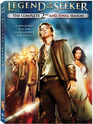 Legend of the Seeker: The Final Season on DVD