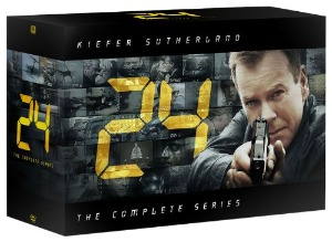 24 complete series dvd box set