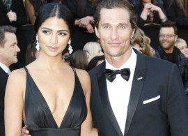 Matthew McConaughey, Oscars 2011