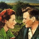The Quiet Man starring John Wayne and Maureen O'Hara
