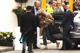 Royal Wedding, Alexander McQueen designer