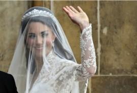 Royal Wedding, Kate Middleton dress