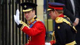 royal wedding, prince william and prince harry