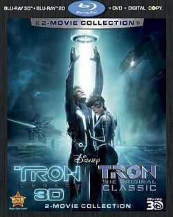 Tron: Legacy on DVD & Blu-ray