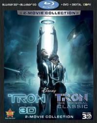 Tron: Legacy DVD and Blu-ray