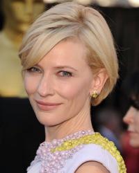 Cate Blanchett as Donald Trump?
