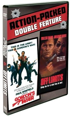 gordon's war, off limits dvd