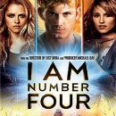 i am number four, dvd and blu-ray